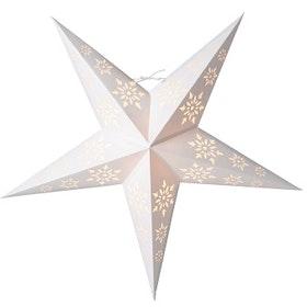 Watt&Veke julstjärna Halka 66 vit