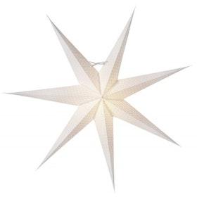 Watt&Veke julstjärna Aino slim 80 vit