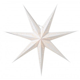 Watt&Veke julstjärna Vintergatan slim 80 vit