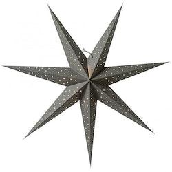 Watt&Veke julstjärna Stella slim 80 grå