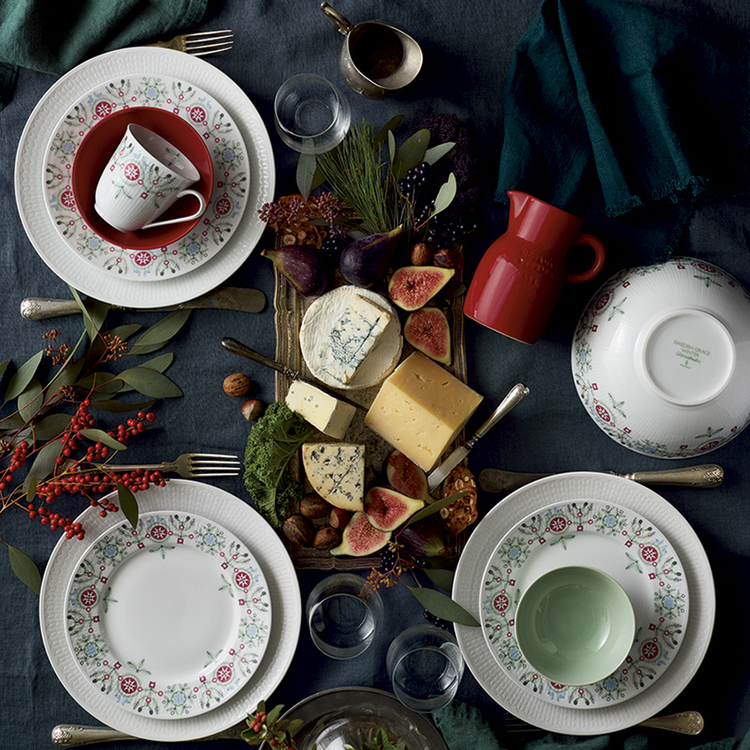 Rörstrand Swedish Grace Winter servetter