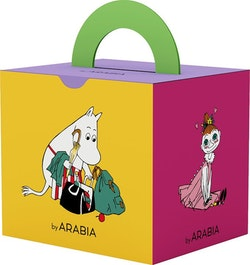 Arabia presentkartong till Muminmugg (GRATIS)