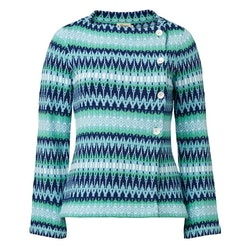Jumperfabriken Siv cotton cardigan green SS19