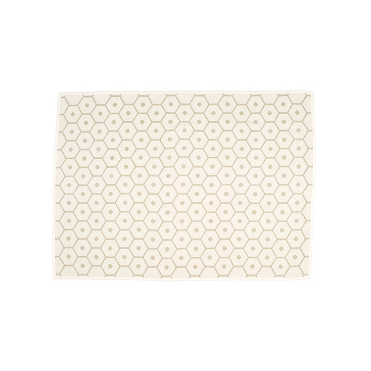 Pappelina pläd Honey sand · vanilla