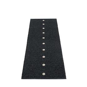 Pappelina matta Peg black· linen