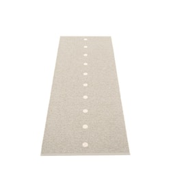 Pappelina matta Peg linen· vanilla