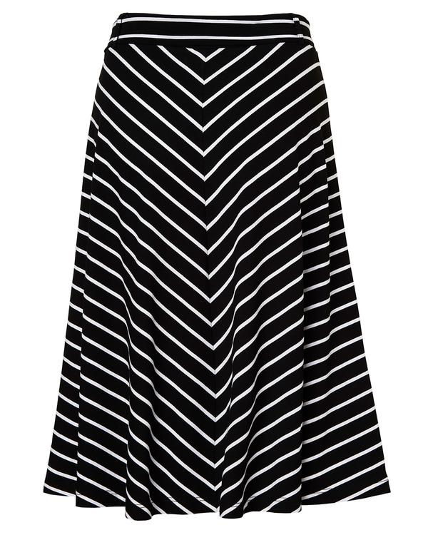 Jumperfabriken Blair skirt black