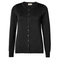 Jumperfabriken Doris cardigan black