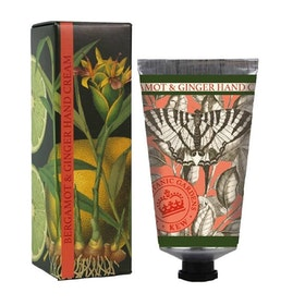 KEW Gardens Bergamot & Ginger Hand Cream 75 ml