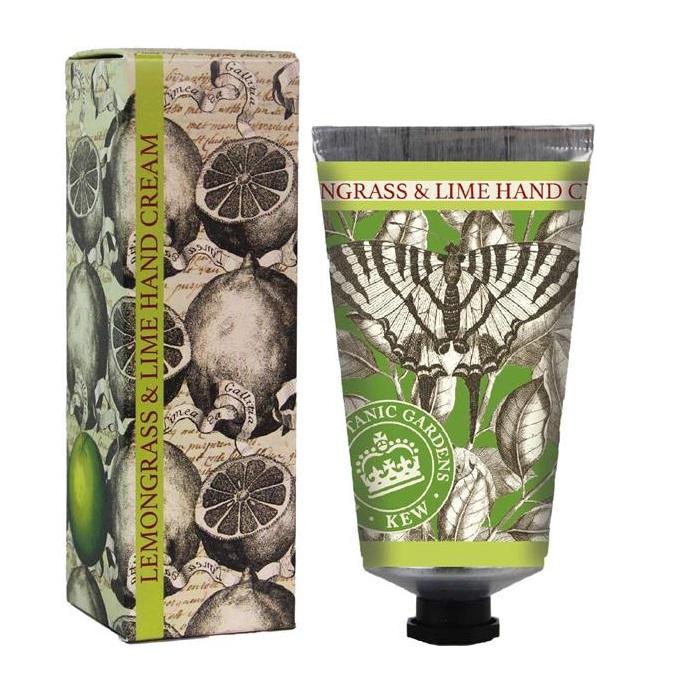 KEW Gardens Lemongrass & Lime Hand Cream 75 ml