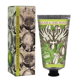 KEW Gardens Lemongrass & Lime Hand Cream 75 ml