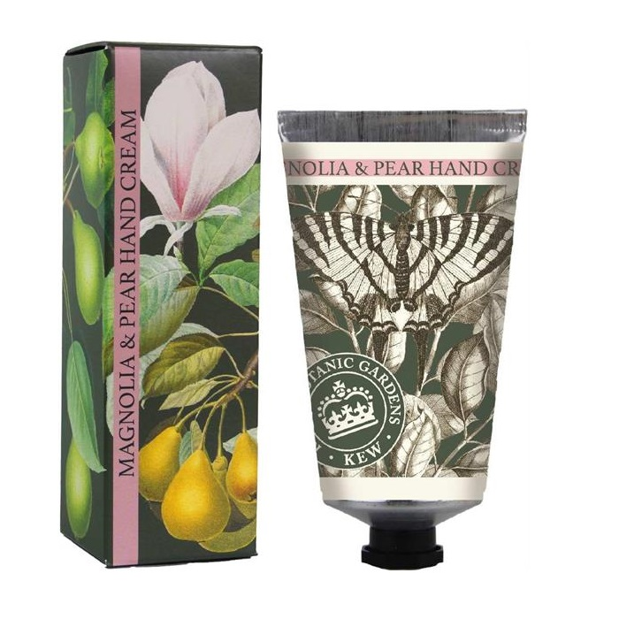 KEW Gardens Magnolia & Pear Hand Cream 75 ml