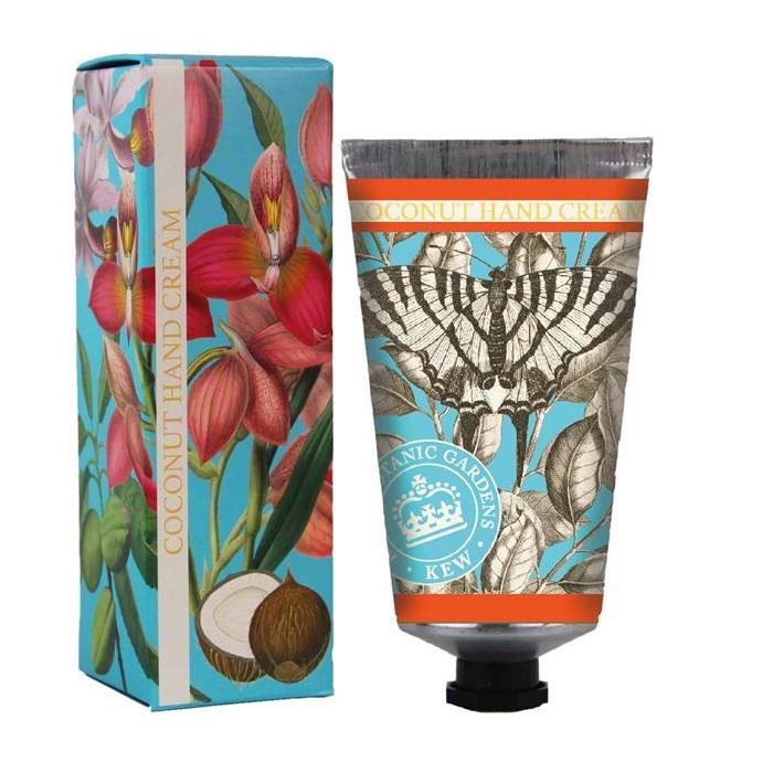KEW Gardens Coconut Hand Cream 75 ml