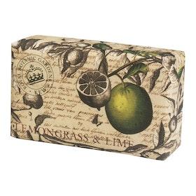 KEW Gardens Lemongrass & Lime tvål