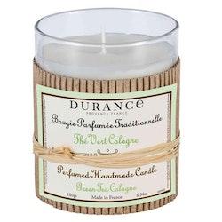 Durance doftljus Green Tea Cologne