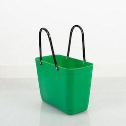 Hinzaväska liten grön, Green Plastic