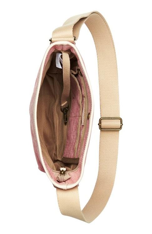 Ceannis Safari Small Shoulder Bag pink