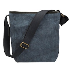 Ceannis Safari Small Shoulder Bag blue