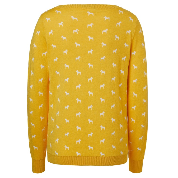 Jumperfabriken Kulla jumper yellow