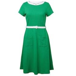 Jumperfabriken Paulina dress green