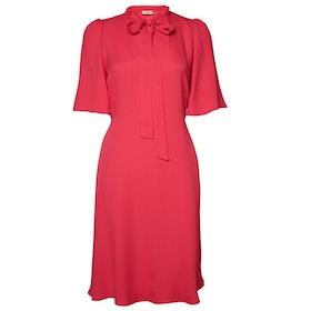 Jumperfabriken Rosmarie dress coral