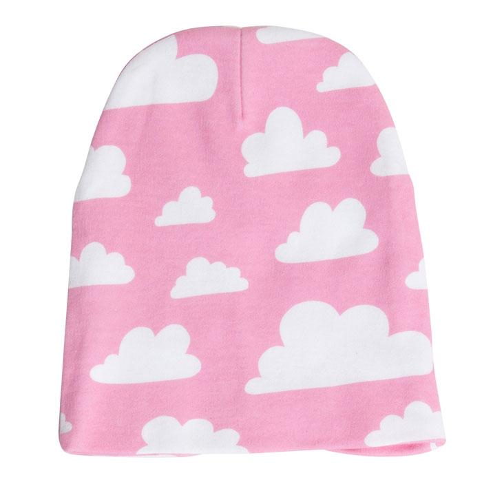 Färg&Form Moln mössa rosa
