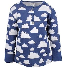 Färg&Form Moln tröja blå