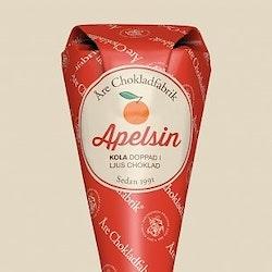Åre Chokladfabrik strut chokladkola Apelsin
