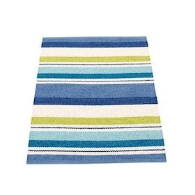 Pappelina matta Folke blue 70x100 cm