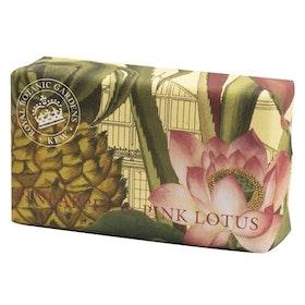KEW Gardens Pineapple & Pink Lotus tvål