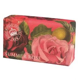KEW Gardens Summer Rose tvål