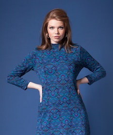 Jumperfabriken Ava dress multi