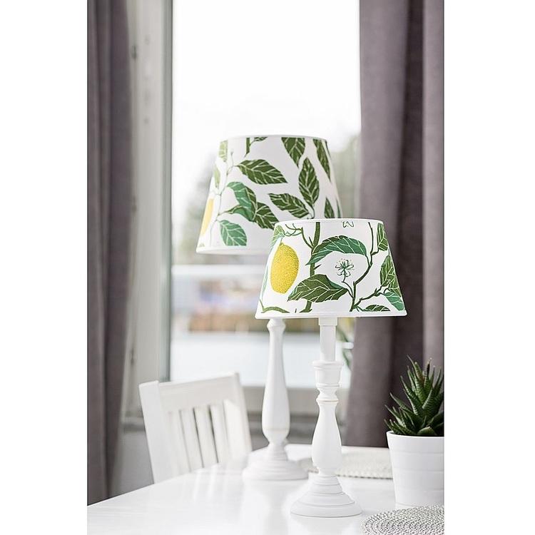 Citrus Limon lampskärm grön