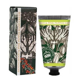 KEW Gardens Sandalwood & Pink Pepper Hand Cream 75 ml