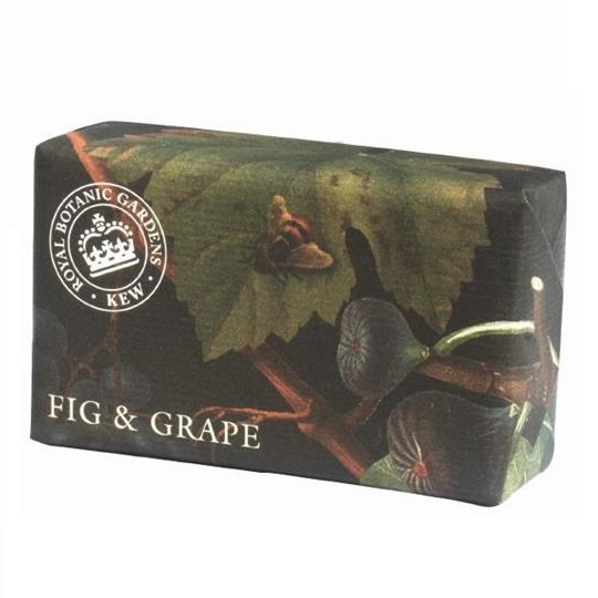 KEW Gardens Fig & Grape tvål