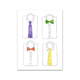 Nobhilldesigners litet kort Skjortor