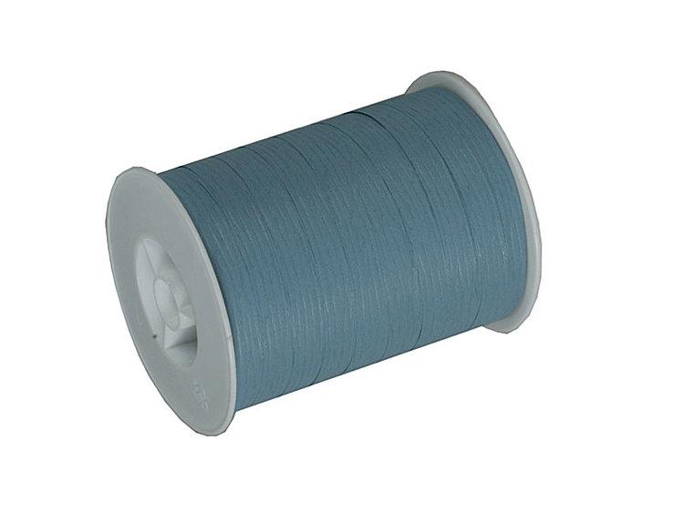 Presentband Mattline blågrå