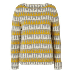 Jumperfabriken Mette jumper yellow