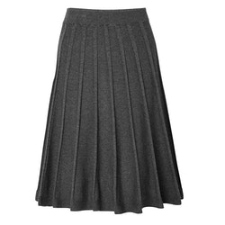 Jumperfabriken Henna skirt grey