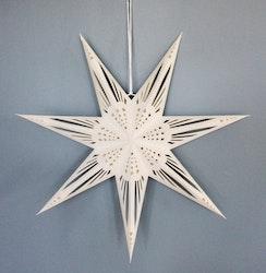 Snow julstjärna Liberty 60 vit