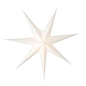 Watt&Veke julstjärna Stella slim 80 vit