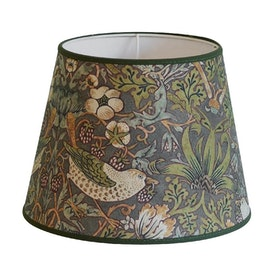 Hallbergs Nutcracker lampskärm grön