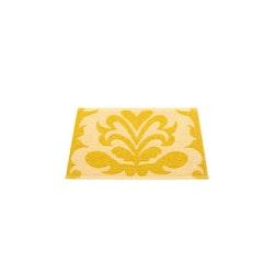 Pappelina matta Siri mustard· pale yellow 70x50 cm