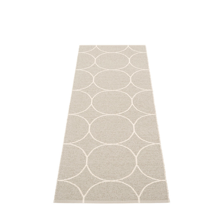 Pappelina matta Boo Linen · Vanilla