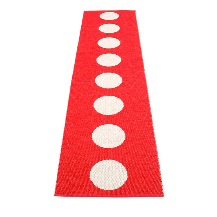 Pappelina matta Vera Red · Vanilla
