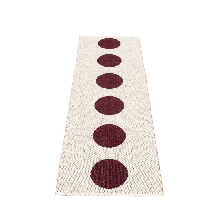 Pappelina matta Vera Zinfandel · Vanilla 70x225 cm