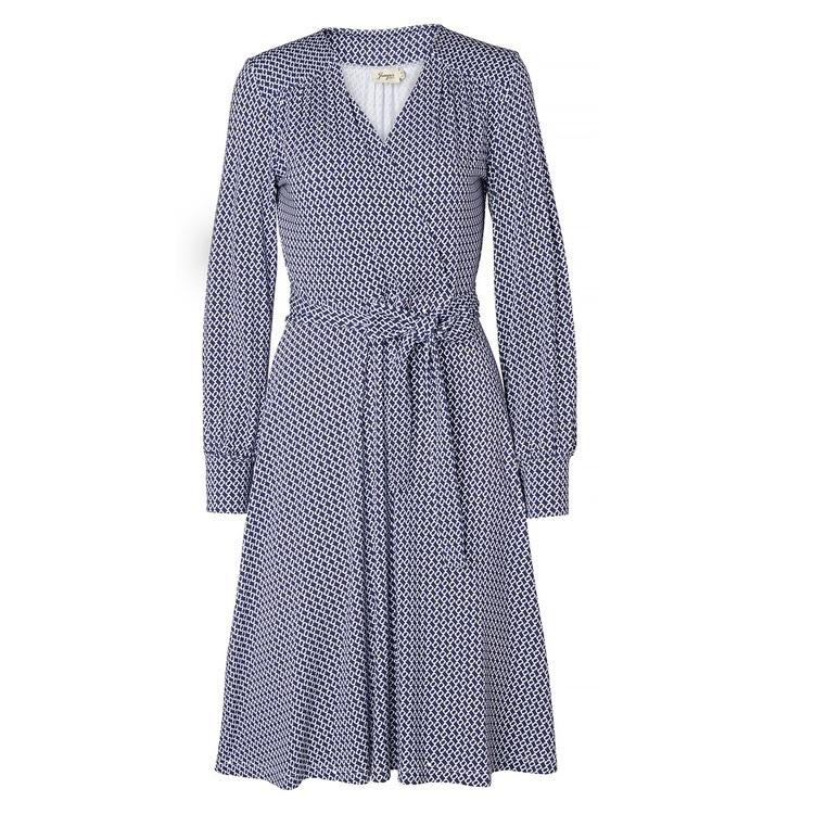 Jumperfabriken Tina dress navy