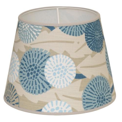 Spira of Sweden Maskros lampskärm blå