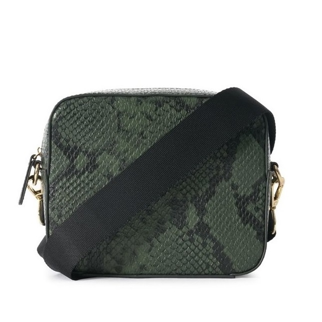 Ceannis Palermo II Fake Snake Green