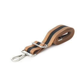 Ceannis Shoulder Strap Black/Camel
